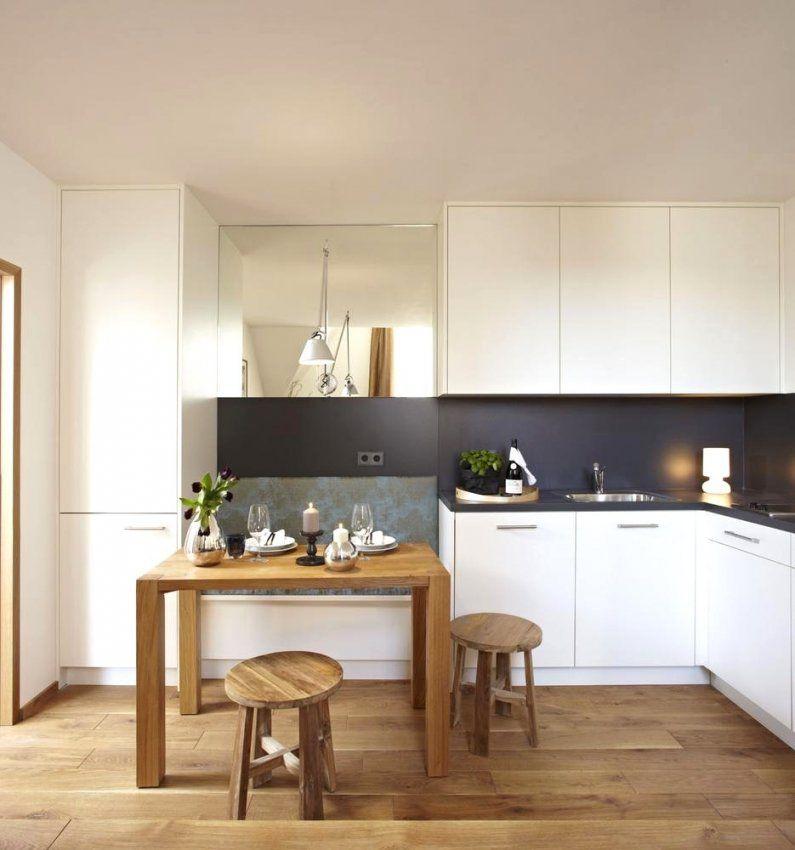 wir renovieren ihre k che kleine moderne kueche von tisch ideen kleine k che bild haus design. Black Bedroom Furniture Sets. Home Design Ideas
