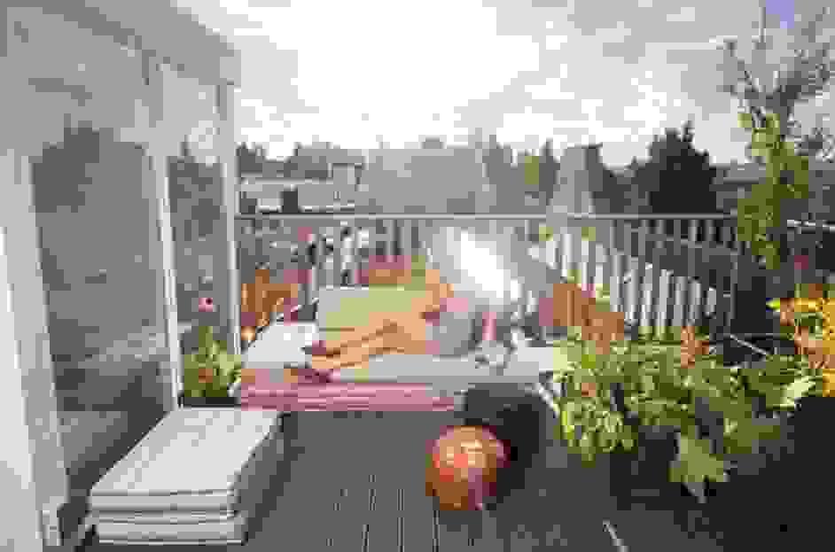 Schmalen Balkon Einrichten Affordable Kleinen Balkon Gestalten von Langer Schmaler Balkon Gestalten Bild
