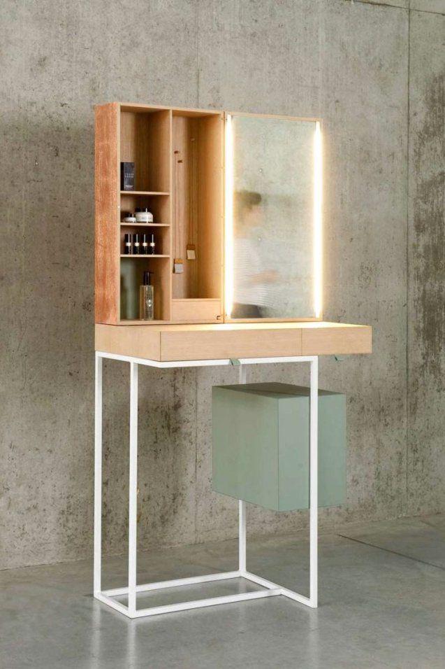 Schminktisch Beleuchteter Spiegel Tisch Design Kinderspielzeug Mit von Spiegel Selber Machen Spiegelfolie Photo