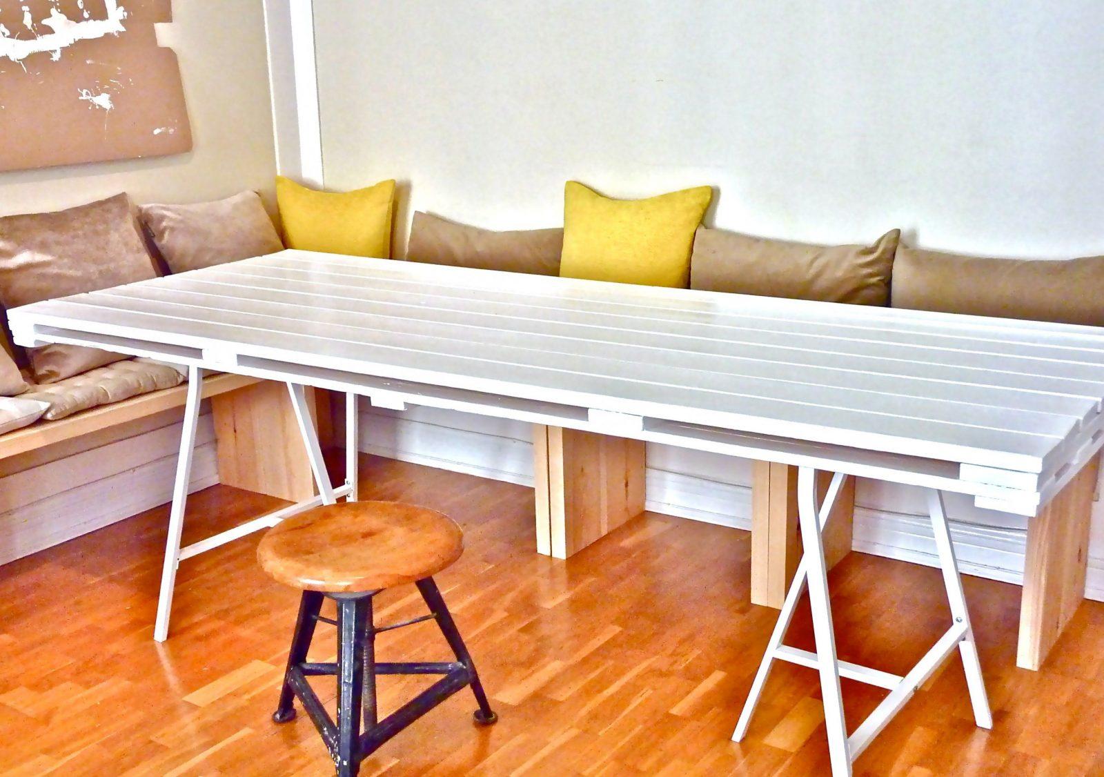 Schön Ideen Für Esstisch Aus Europaletten Möbel Aus Paletten von Esstisch Aus Paletten Bauen Photo