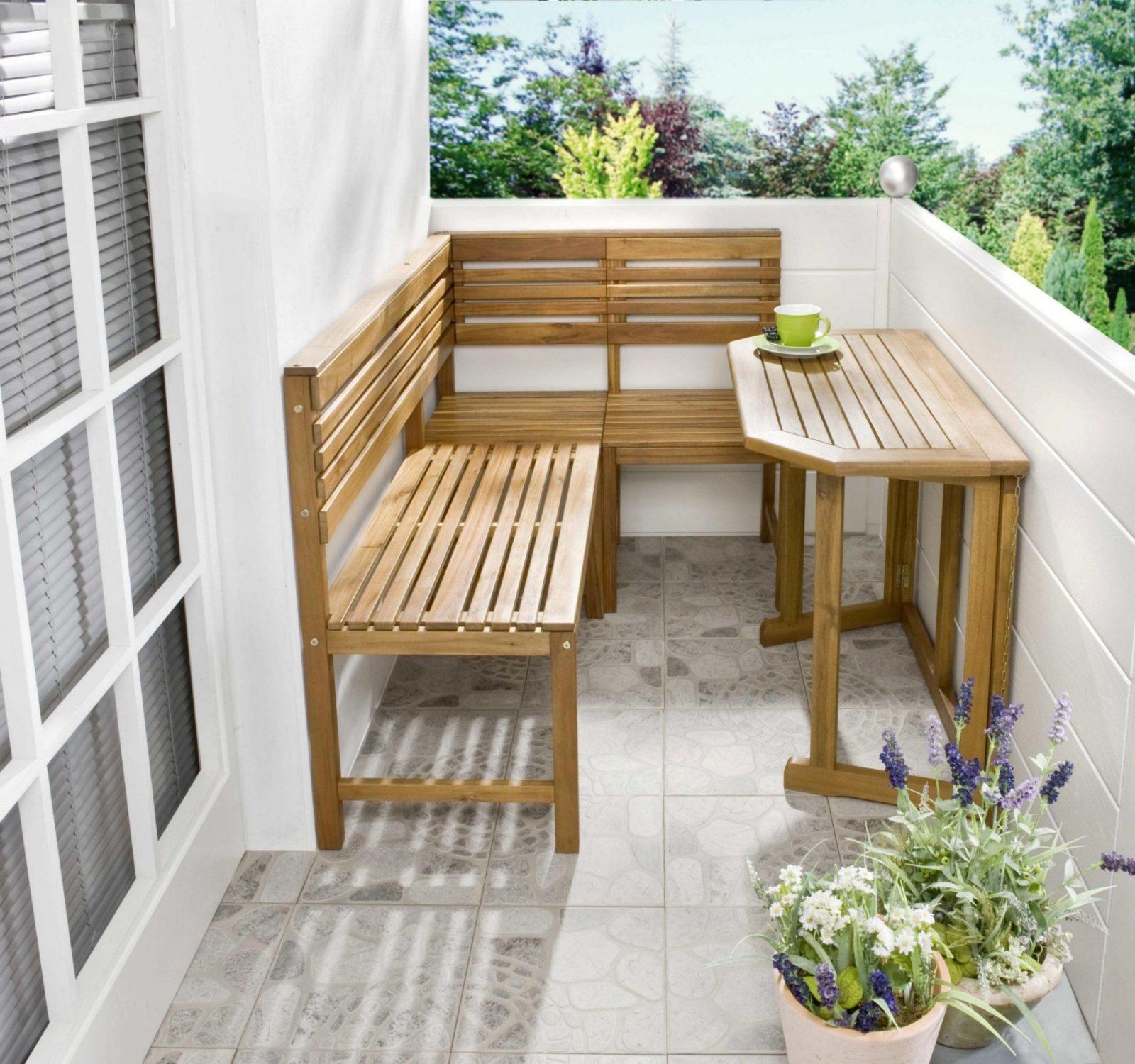 Schön Kleiner Balkon Ideen Pflanzen Awesome Ideen Fæ'¼R Balkon Home von Tisch Für Kleinen Balkon Bild