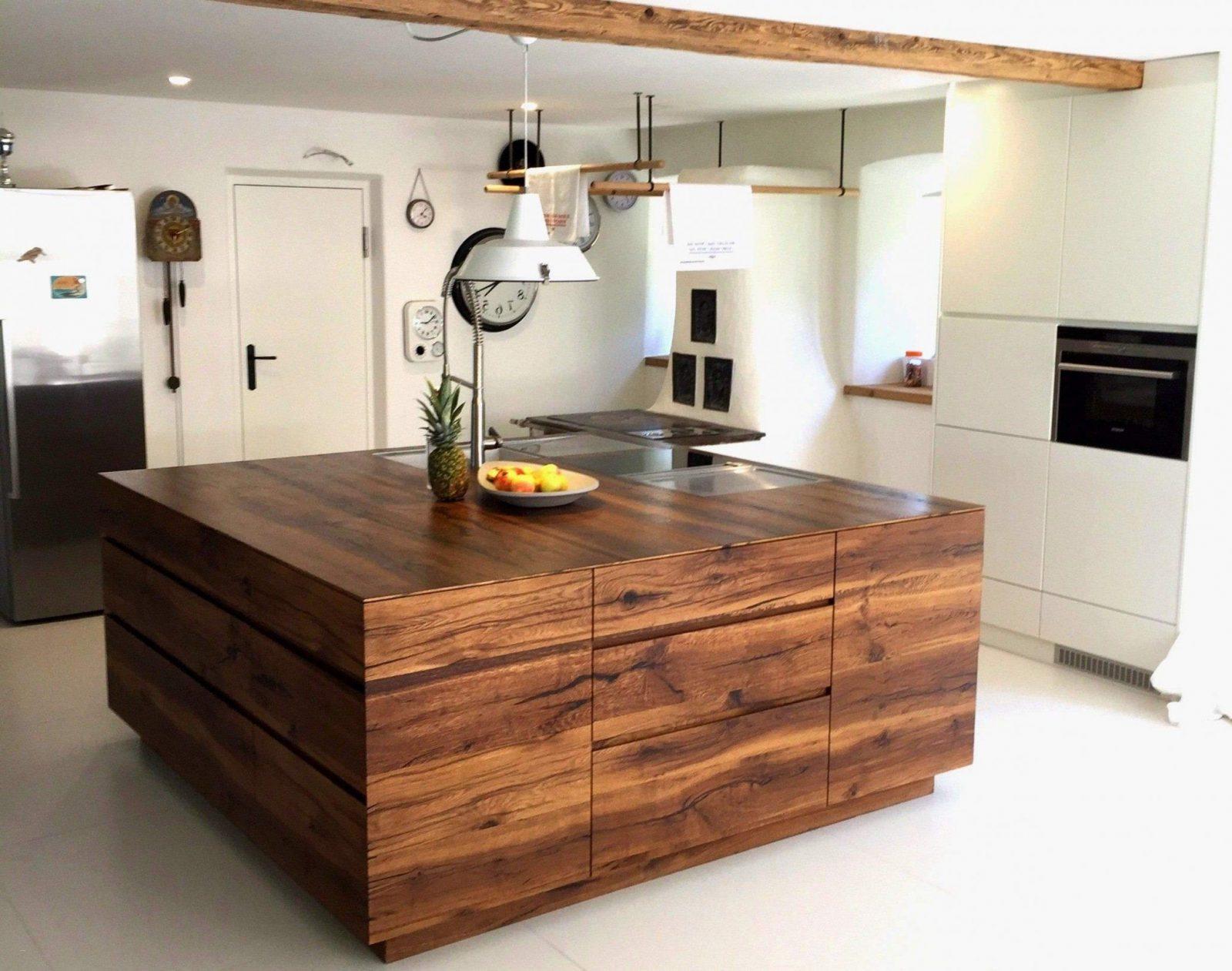 Schön Küche Eiche Rustikal  Haus Dekoration von Küche Eiche Rustikal Modernisieren Photo