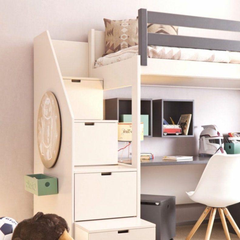 Schon Treppe Mit Dekor Auf Ansehnlich Per Deko Billig Hochbett von Treppe Für Hochbett Bauen Photo