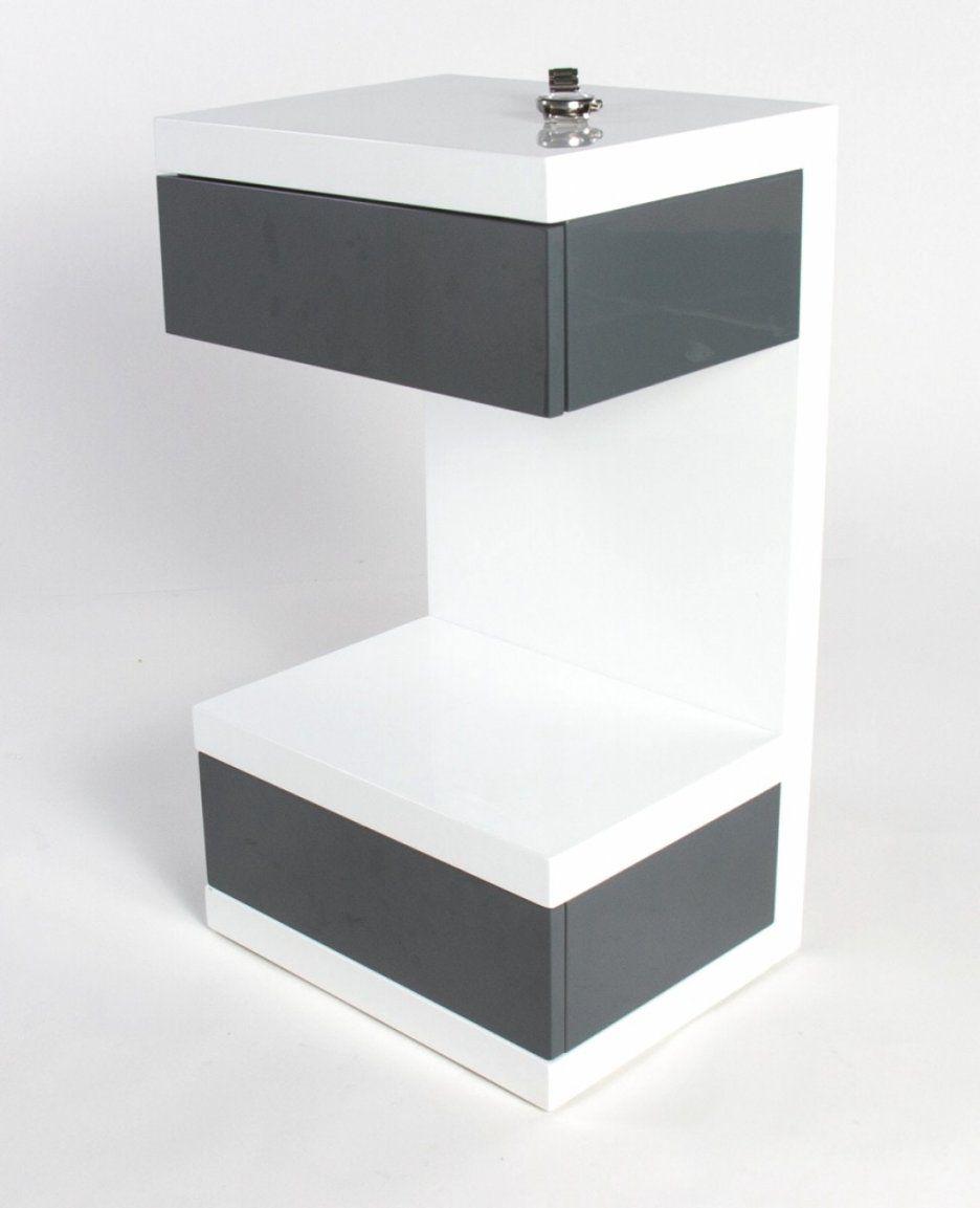 Schöne Boxspringbett Nachttisch Gute Inspiration Nachttisch Grau Fr von Nachttisch Für Boxspringbett Anthrazit Bild