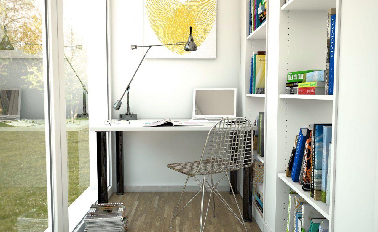 Schöne Büro Accessoires von Kleines Büro Sinnvoll Einrichten Bild