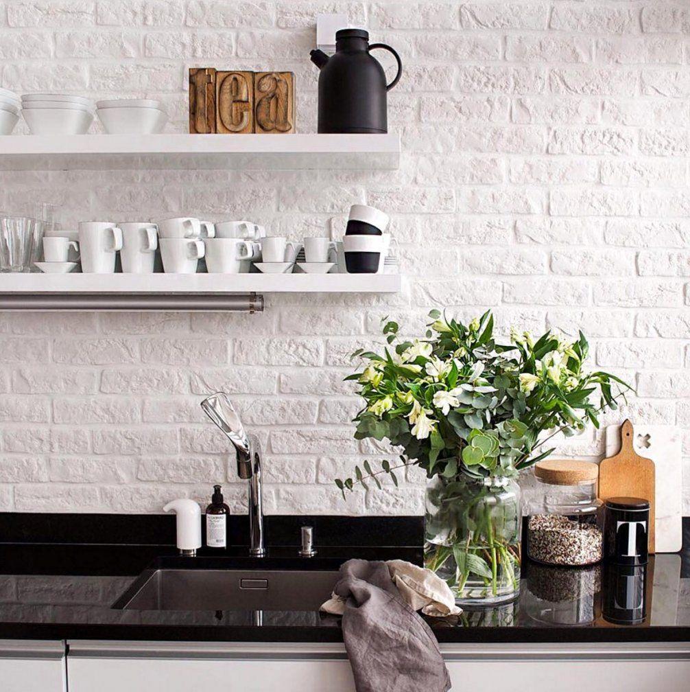 Schöne Dekoideen Mit Blumen Und Die Schönsten Vasen Überhaupt Mit von Deko Ideen Küche Wand Photo