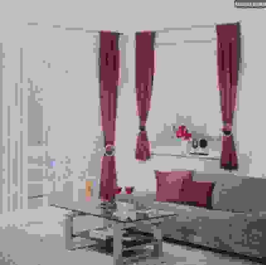 Schöne Gardinen Ideen Wohnzimmer Vorhang Von Modern Schema von Gardinen Wohnzimmer Ideen Vorhänge Bild