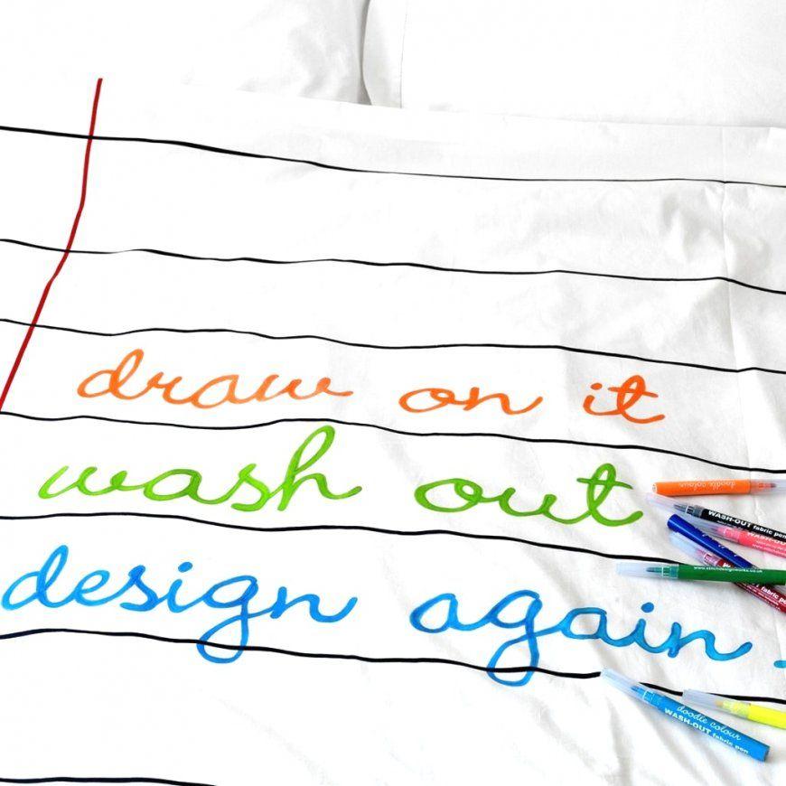 Schöne Ideen Bettwäsche Selbst Gestalten Und Fabelhafte Selber Con von Bettwäsche Selbst Bedrucken Bild