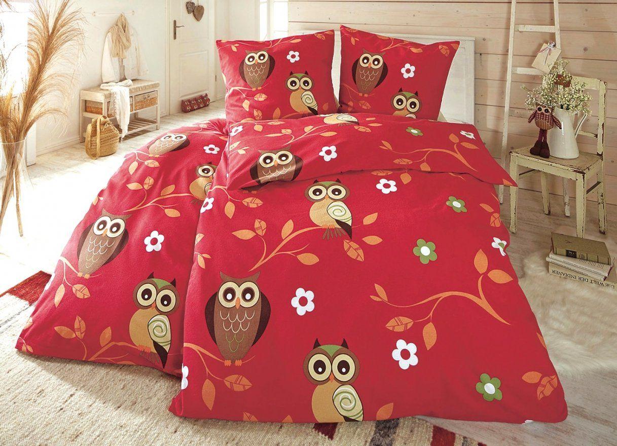 Schöne Ideen Biber Bettwäsche Eule Und Wunderbare Mit Wintermotiv von Eulen Bettwäsche Biber Photo