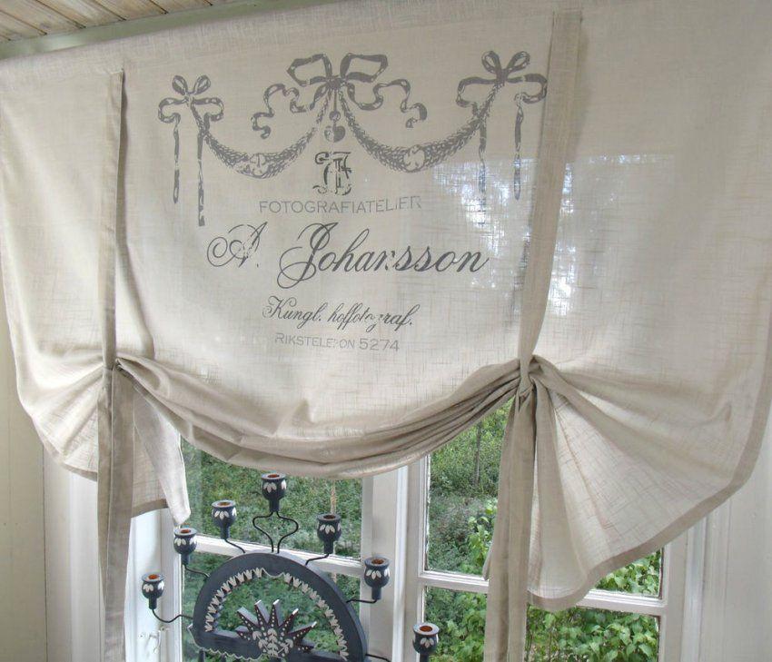 Schöne Ideen Gardine Küche Landhaus Und Elegante Vintage Gardinen von Vintage Gardinen Küche Photo