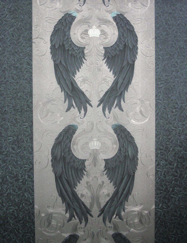 Schöne Ideen Glööckler Tapete Flügel Und 52579 Michelberger Ihr von Harald Glööckler Tapeten Kollektion Photo