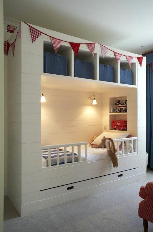 Schöne Ideen Kleine Kinderzimmer Optimal Einrichten Und Ästhetische von Kleine Kinderzimmer Optimal Einrichten Photo