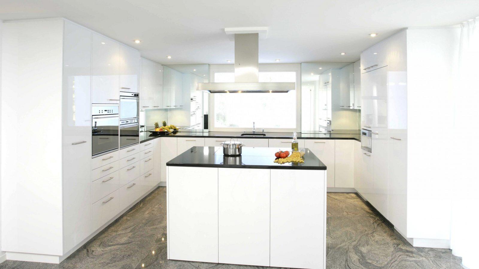 Küchen U Form Mit Kochinsel Von Küche Mit Kochinsel Gebraucht Bild