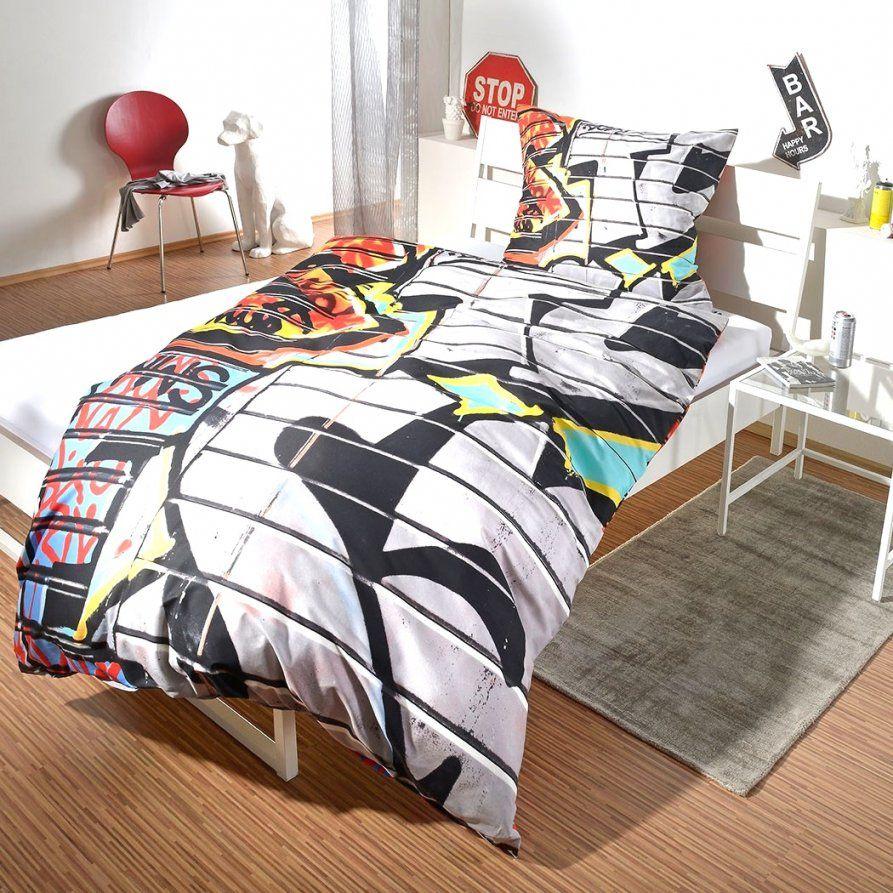 Schöne Inspiration Bettwäsche Für Jugendliche Und Renforc Graffiti von Coole Bettwäsche Für Junge Leute Photo