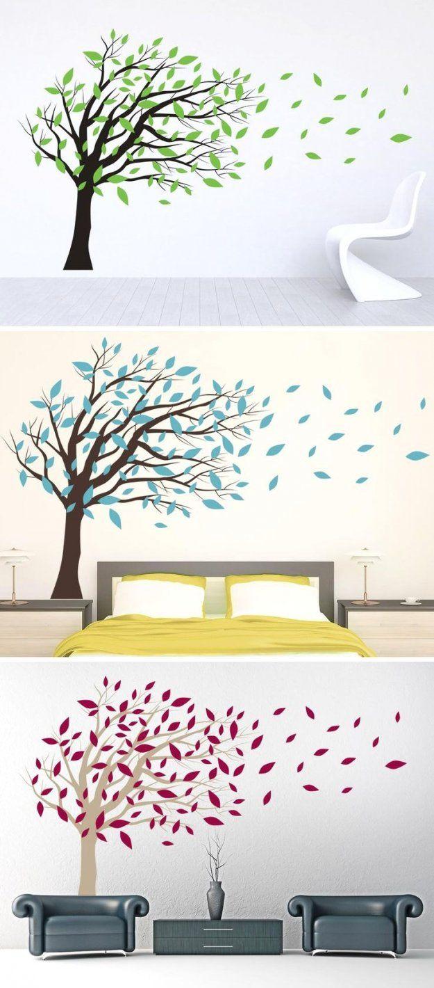 Schöne Inspiration Wandtattoo Baum Kinderzimmer Xxl Und Sehr Gute von Wandtattoo Baum Kinderzimmer Xxl Bild