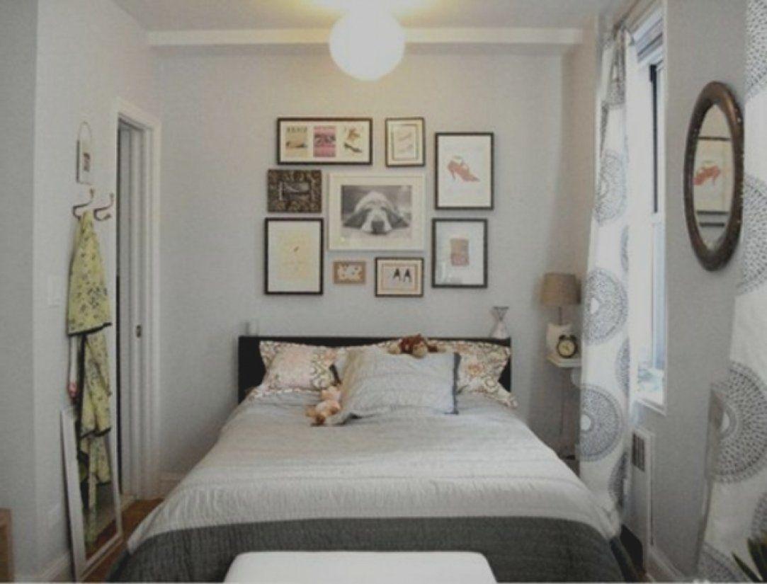 Schöne Kleine Schlafzimmer Einrichten Kleines 25 Ideen Für von Kleine Schlafzimmer Schön Einrichten Photo