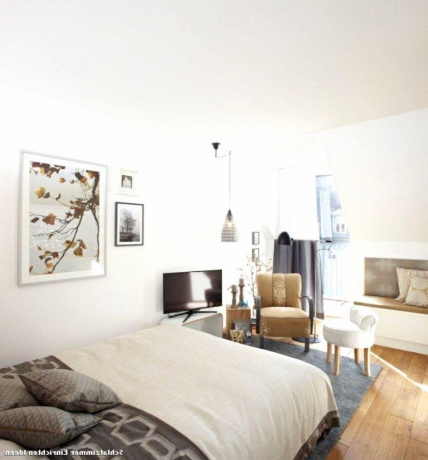 Schöne Kleine Schlafzimmer Ideen  Moderne Dekoration von Kleine Schlafzimmer Schön Einrichten Bild