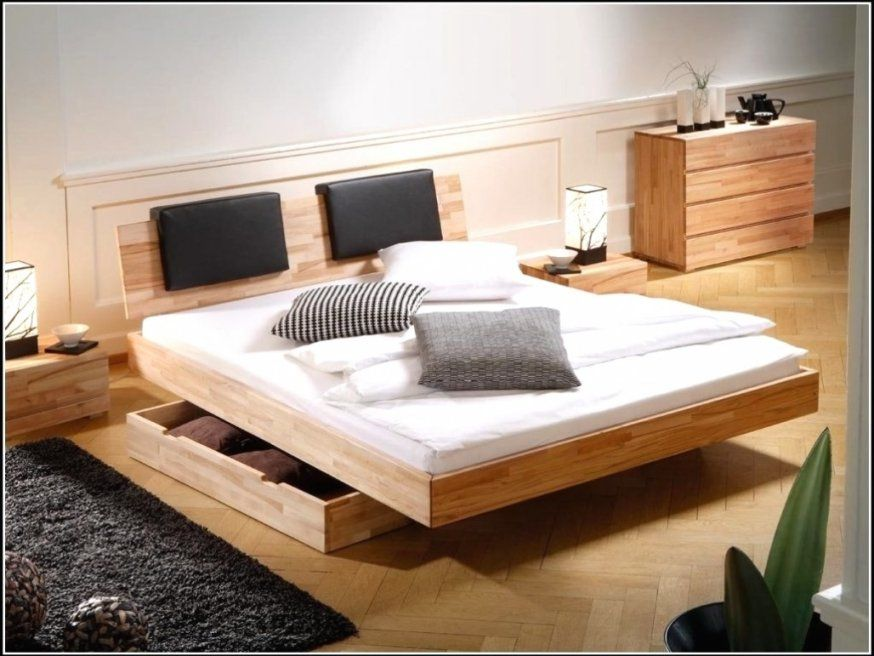 kopfteil mit ablage selber bauen haus design ideen. Black Bedroom Furniture Sets. Home Design Ideas