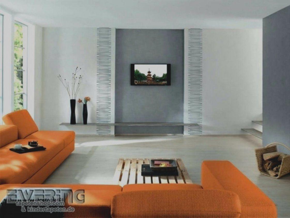 Tapeten Wohnzimmer Ideen 2016 | Haus Design Ideen