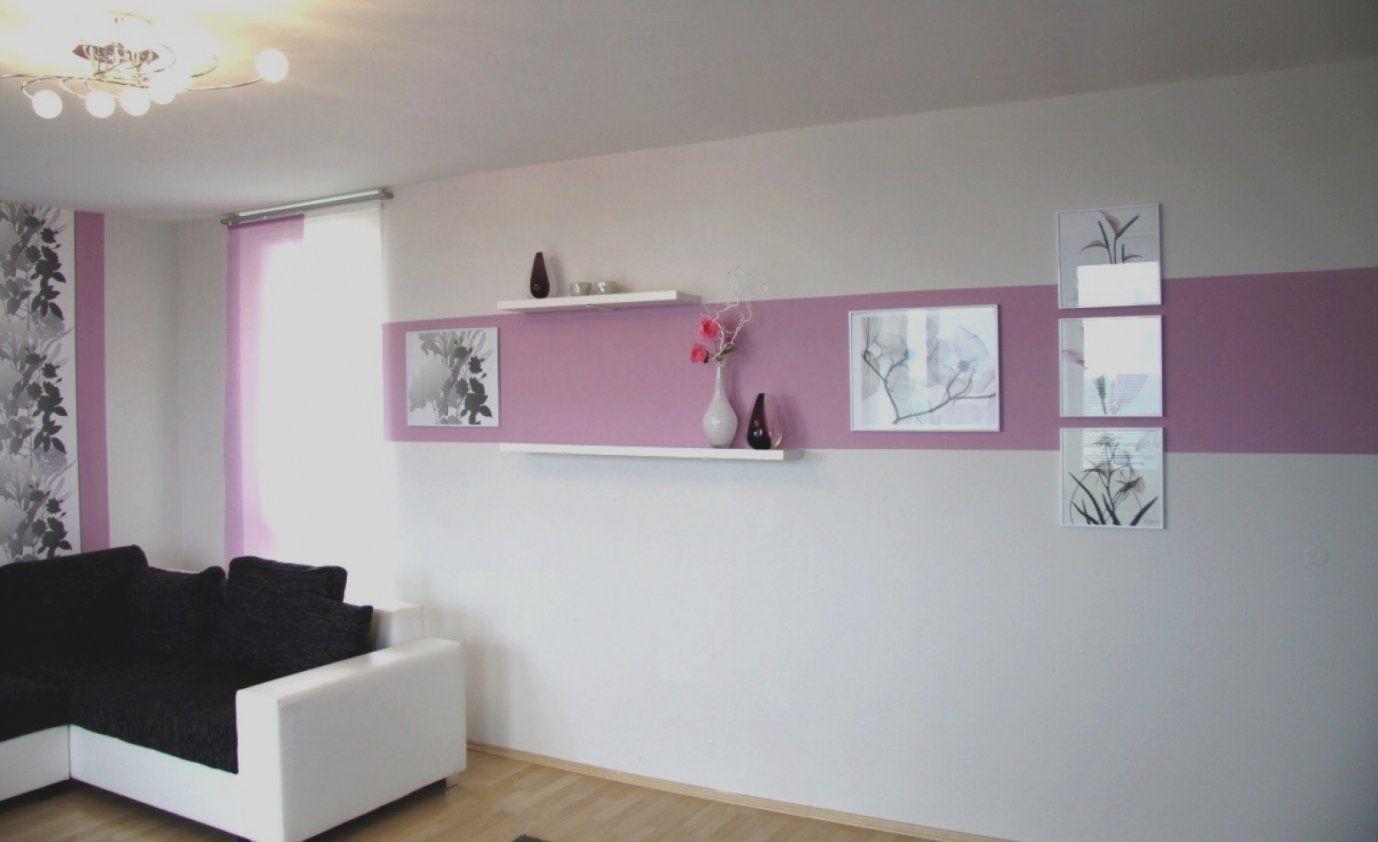 Schöne Wandfarbe Ideen Streifen Fesselnd Küchen Interieur Und 65 von Wand Streichen Ideen Streifen Photo