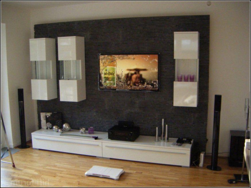 Schöne Wohnwand Bauen Einfach Wohnzimmer Tv Wand Selber Bauen von Wohnwand Selber Bauen Anleitung Bild