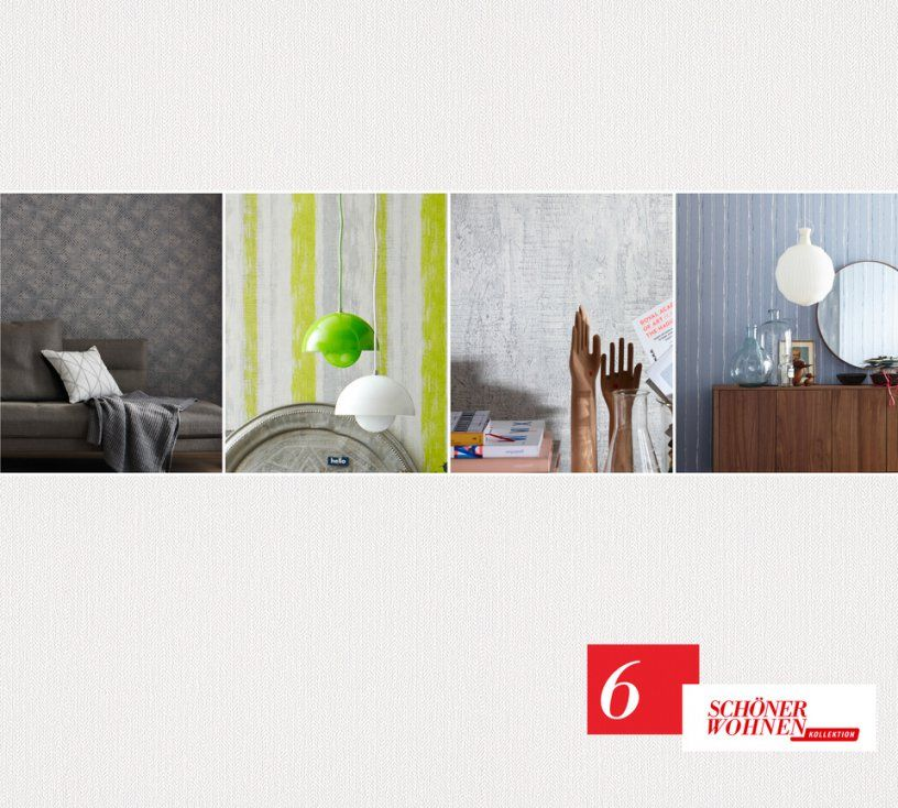 Schöner Wohnen 6  As Création Tapeten Ag von Schöner Wohnen Tapeten Kollektion Bild