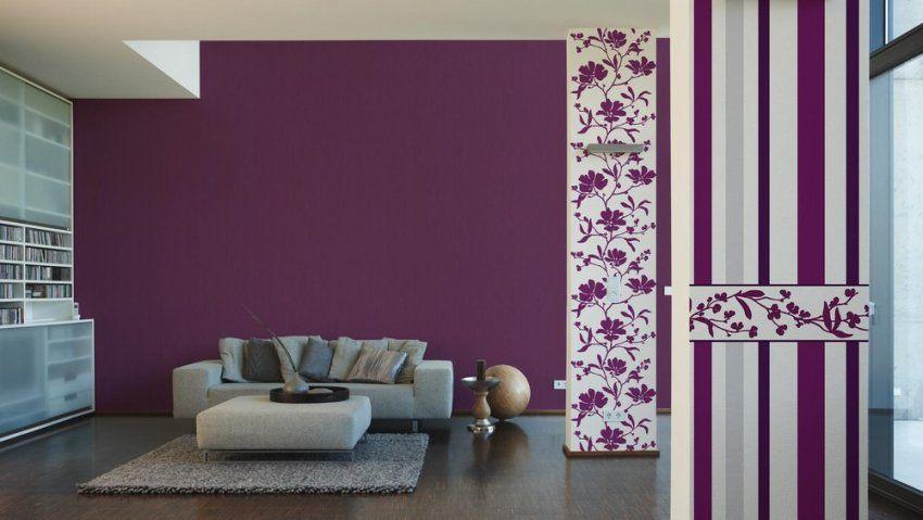 sch ner wohnen tapete schwarz wei schoener wohnen tapeten von sch ner wohnen tapeten kollektion. Black Bedroom Furniture Sets. Home Design Ideas