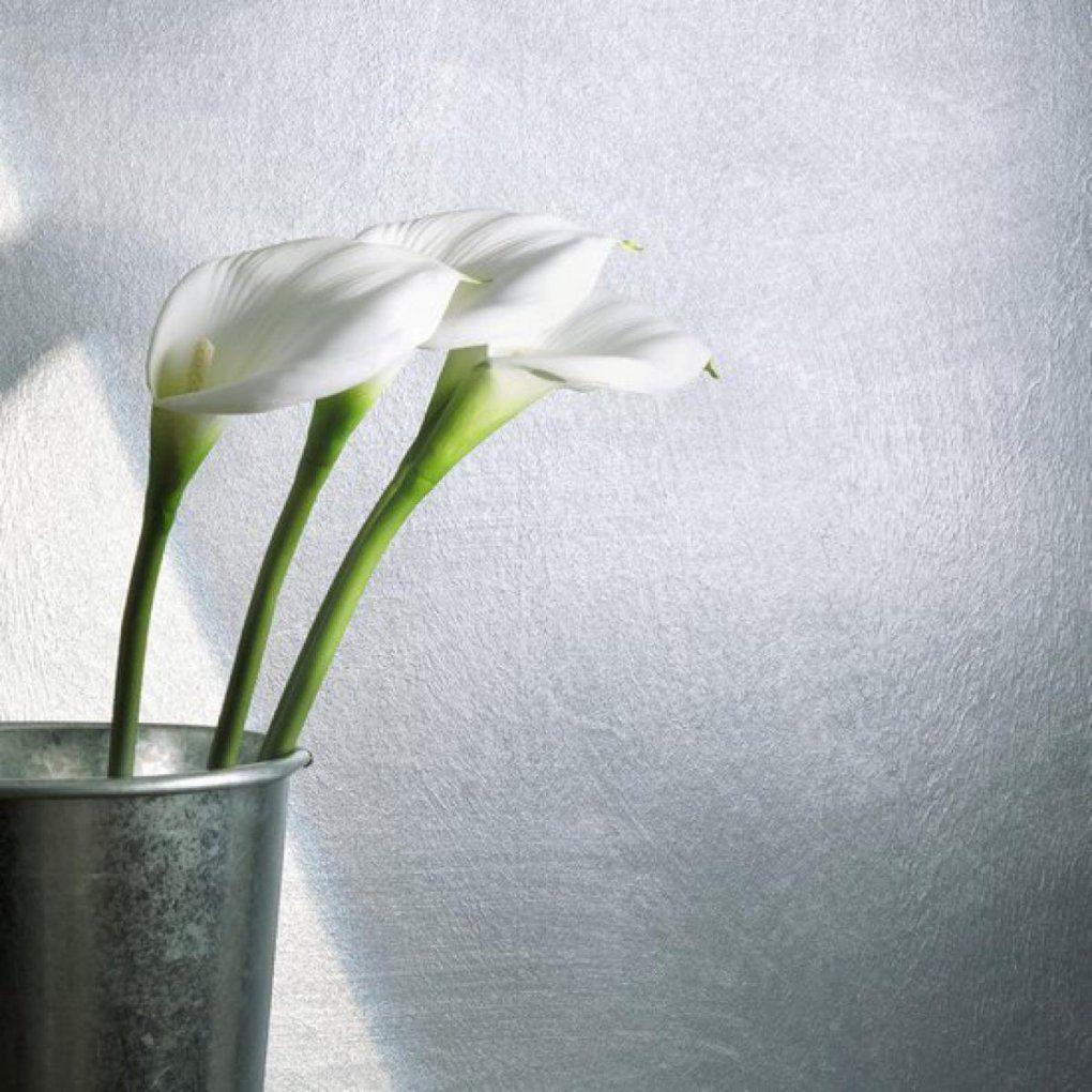 Schöner Wohnen Farbe Metall Optik Effektfarbe Silber: Schöner Wohnen Trendstruktur Effektfarbe Metalloptik