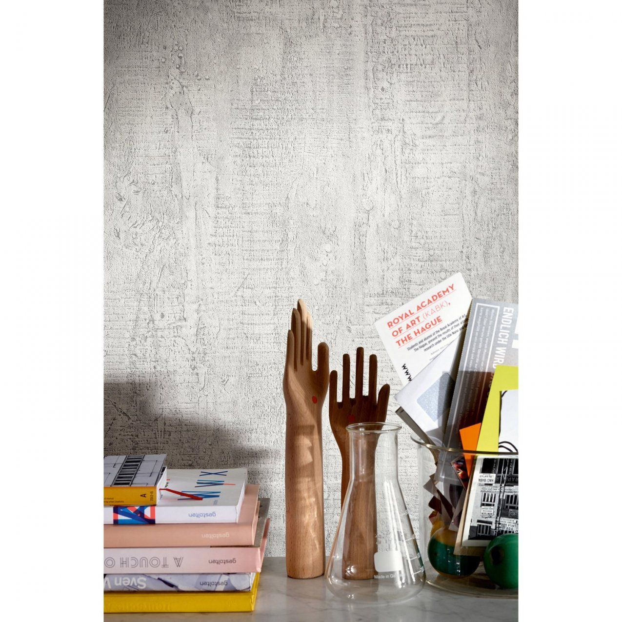 Schöner Wohnenkollektion Vliestapete Beton Hellgrau Kaufen Bei Obi von Tapeten Schöner Wohnen Kollektion Photo