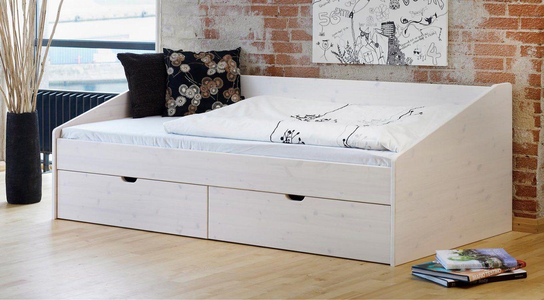 Schönes Einzelbett Aus Buche In 90X200 Cm  Bett Dänemark von Kojenbett Kiefer Massiv 90X200 Photo
