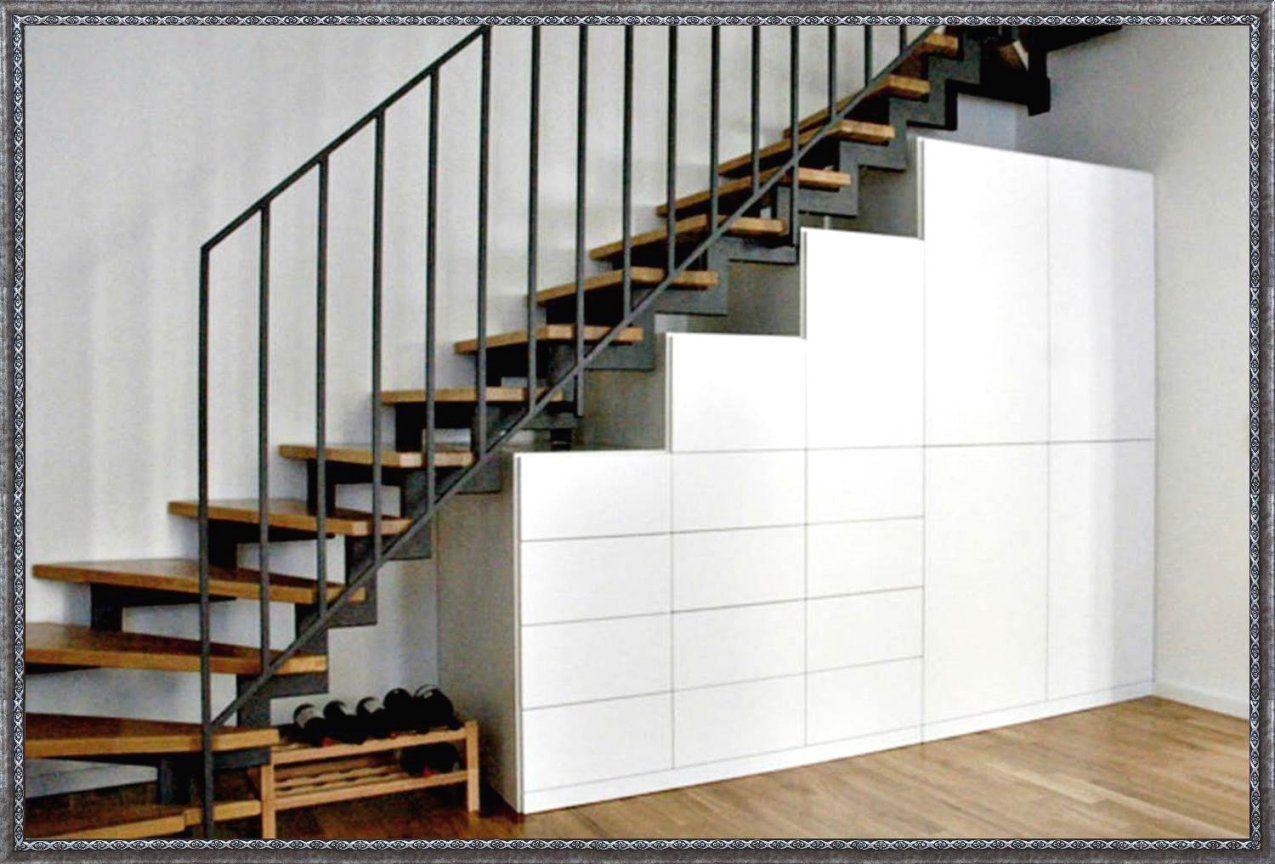 Schrank Unter Treppe Und Andere Lösungen Wie Sie Für Mehr 15 Avec von Schrank Unter Offener Treppe Photo