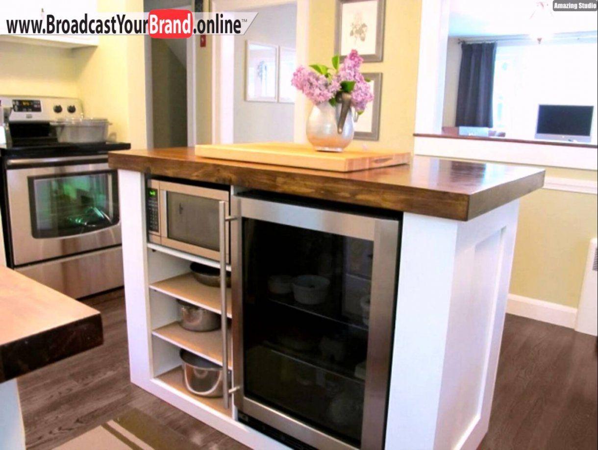 Schranktür Aluminium Ideen Designer Kücheninsel Klein  Youtube von Kücheninsel Selber Bauen Ikea Bild