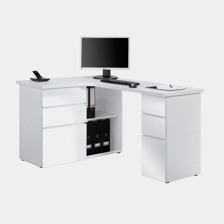 Schreibtisch L Form Erstaunlich Putertisch Schreibtisch Icy Weiß Und von Schreibtisch In L Form Photo