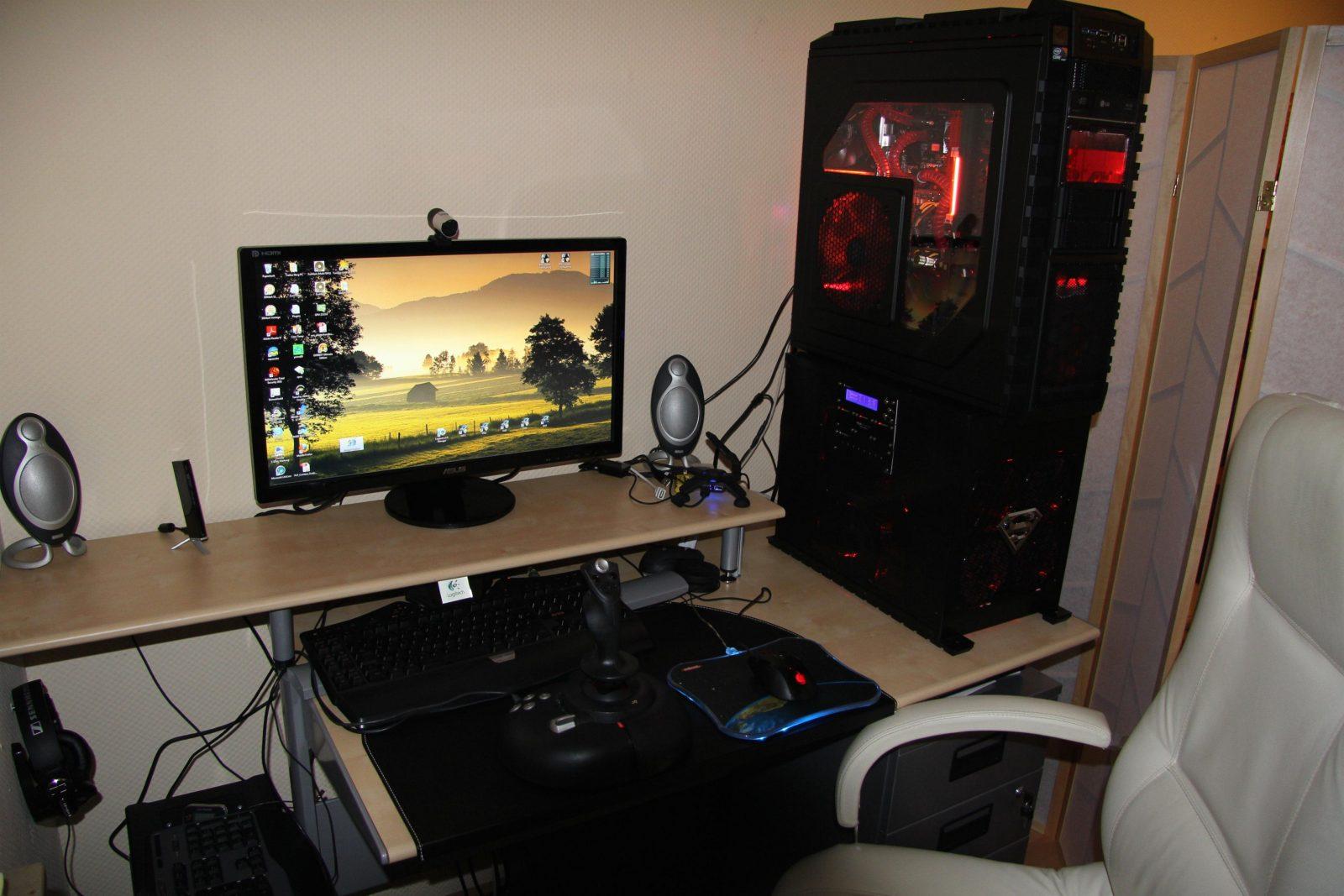 ... Schreibtisch Selber Bauen Großartig Auf Dekoideen Fur Ihr Zuhause Von  Computer Schreibtisch Selber Bauen Bild ...