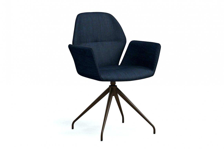 schreibtischstuhl ohne rollen design drehstuhl cellon in weia von