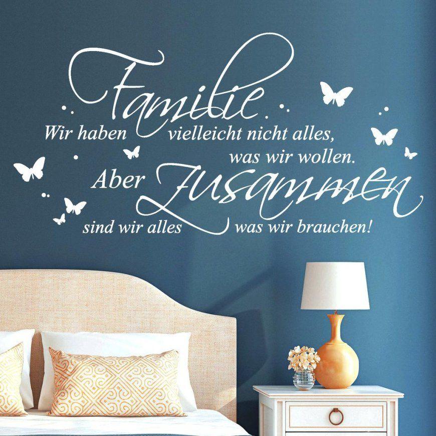 Schriftzuge Fur Die Wand Unterschiedlich Schriftzug Familie Alles von Wandtattoo Schriftzug Selbst Gestalten Bild