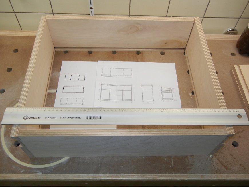 Schubladen Für Kleiderschrank Selber Bauen