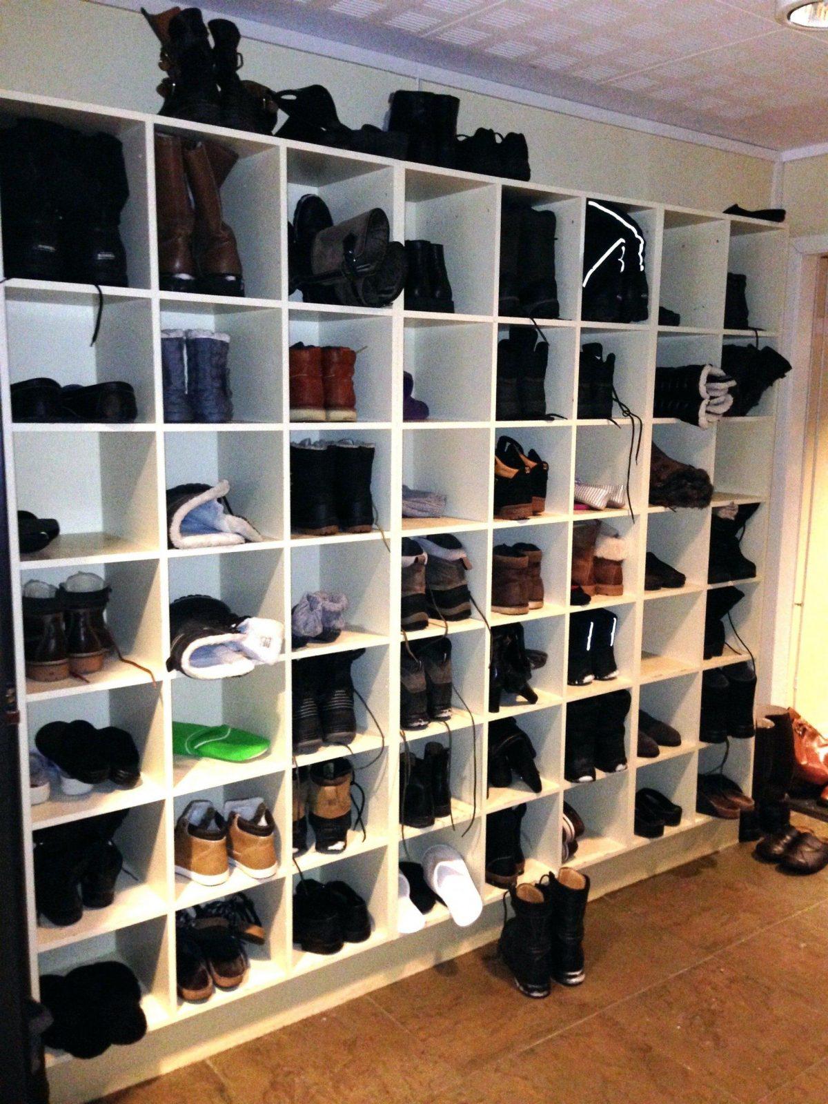 Schuhregal Ideen Selber Bauen Coole Und Anleitungen Schuhschrank Von