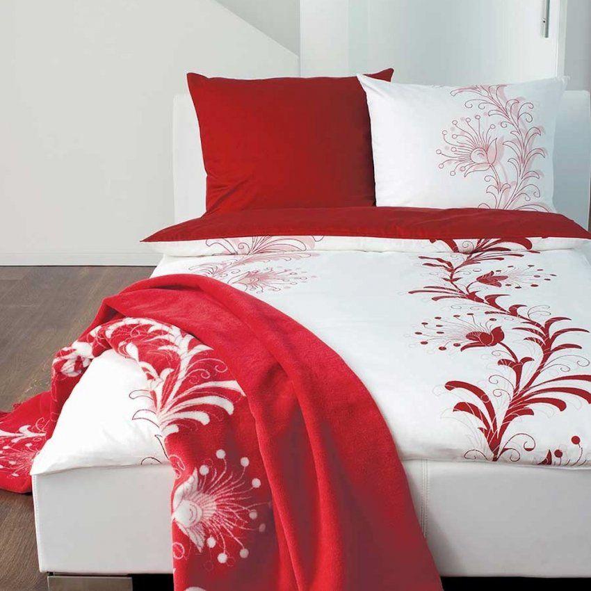 Schwarz Weiße Bettwäsche Wei E Bettw Sche Kaufen M Belideen von Bettwäsche Rot Weiß Gepunktet Photo