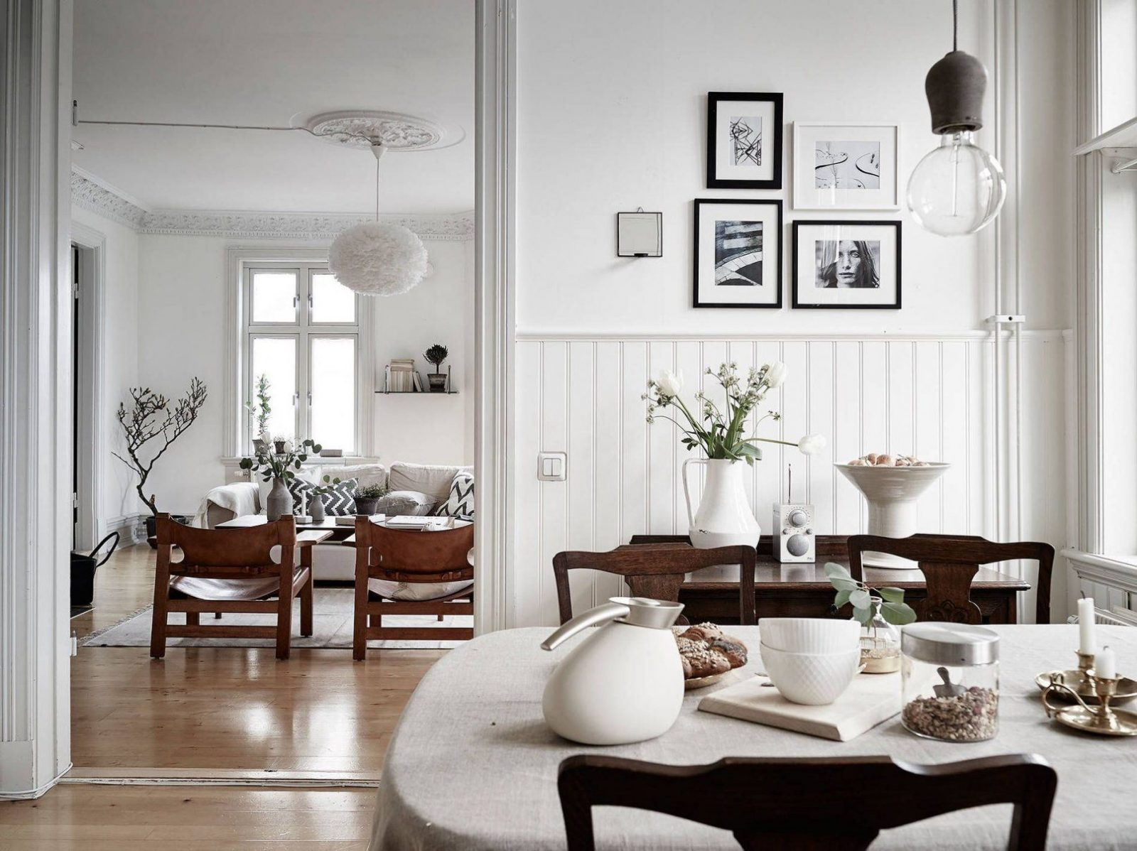 Schwedischer Altbau 12  Einrichten Und Wohnen  Pinterest von Schwedischer Landhausstil Einrichten Dekorieren Akzente Setzen Bild