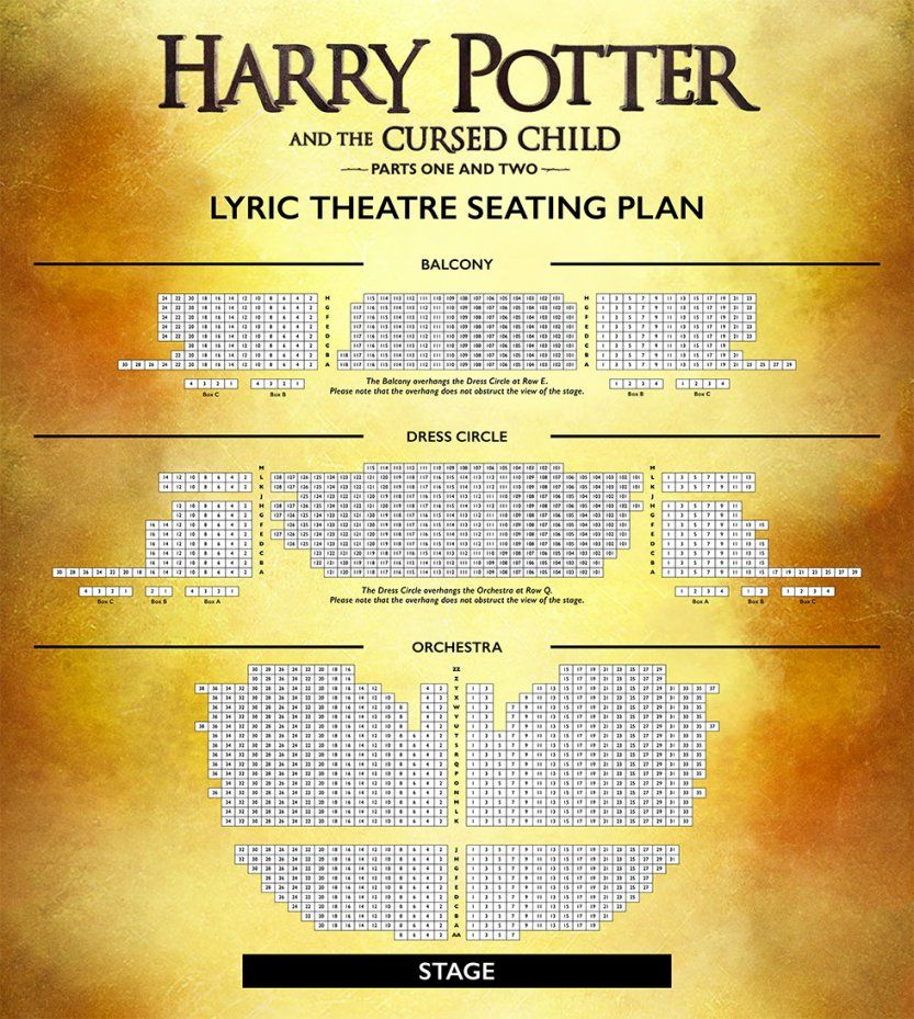 Seating Plan  Lyric Theatre von Lyric Opera Seating Chart Bild