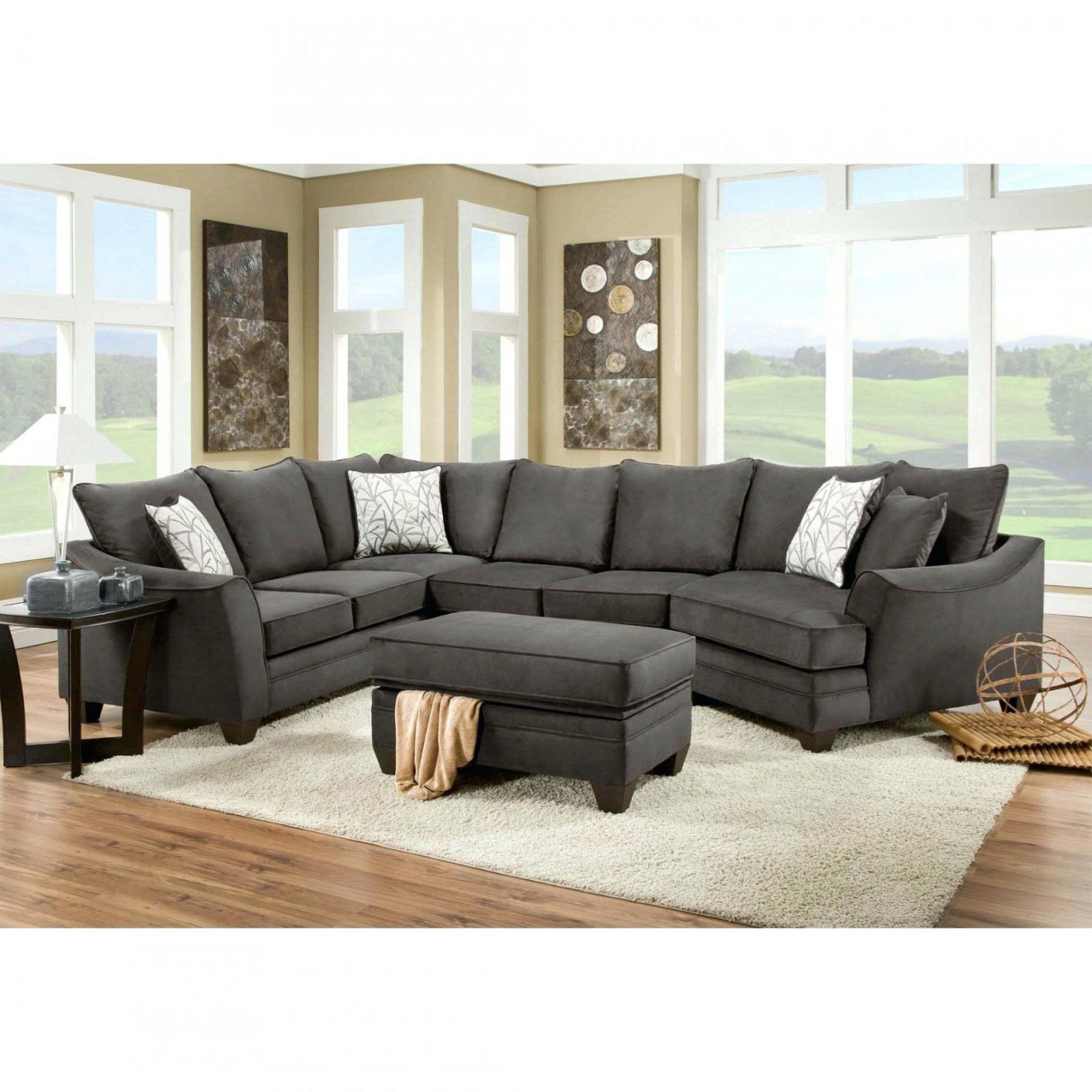 Seats Sofas American Furniture 3810 Sectional Sofa That 5