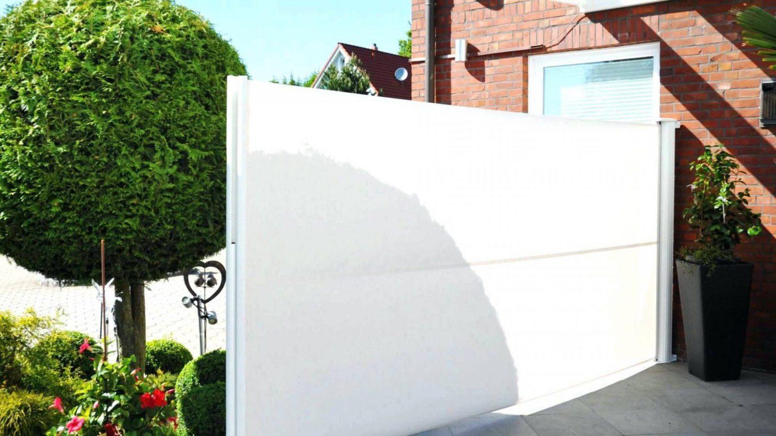 Seiten Sichtschutz Balkon Angerer Design Nr Lidl Deutschland Ideen von Balkon Sichtschutz Ohne Bohren Bild