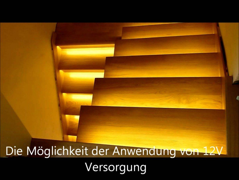 Sensorgesteuerte Treppenbeleuchtung  Der Controller  Ein von Led Treppenlicht Mit Bewegungsmelder Bild