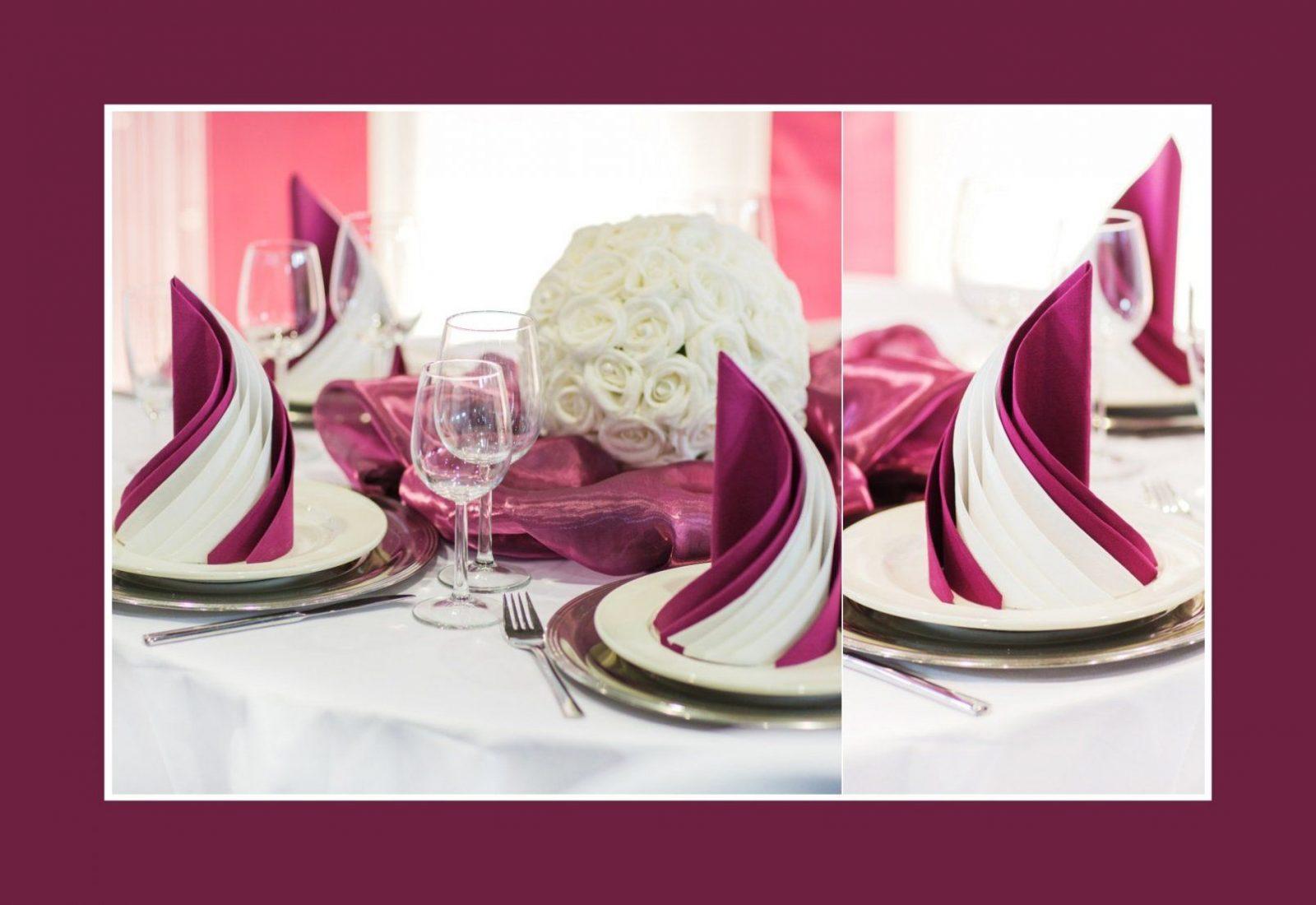 Servietten Zweifarbig Falten Mit Perfekt Lilie Anleitung Fächer 1 von Servietten Falten Bestecktasche Zweifarbig Bild