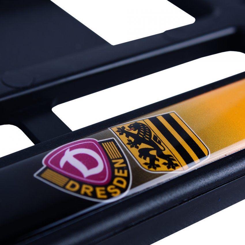 Sg Dynamo Dresden Kennzeichenhalter Skyline Doming Kennzeichen von Bettwäsche Dynamo Dresden Photo