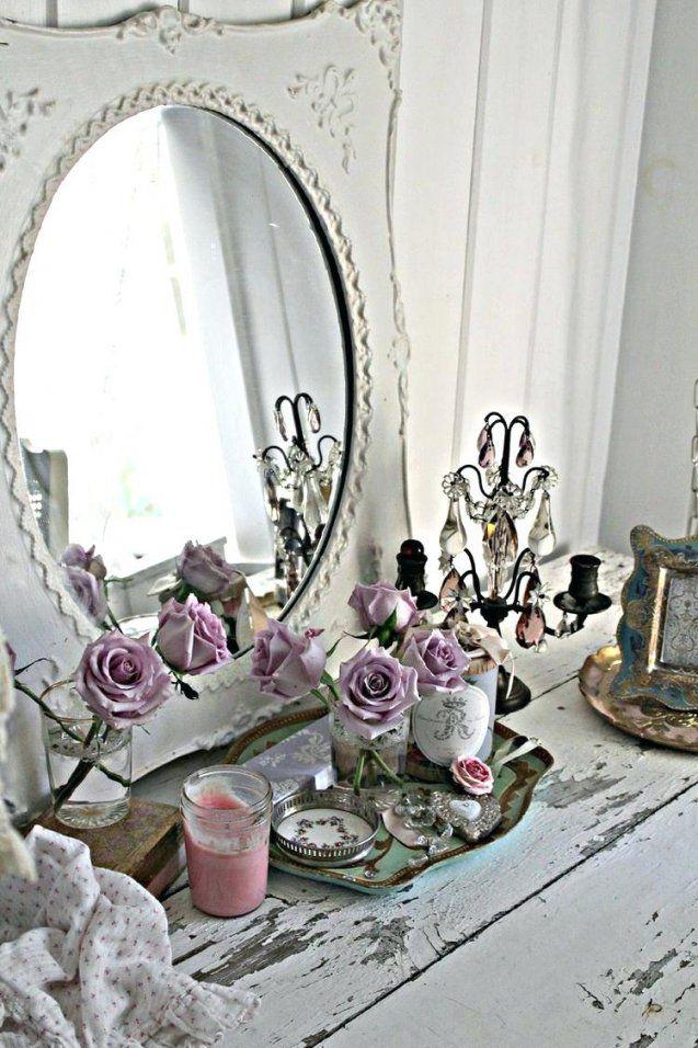 Shabby Chic Deko Ideen Schlafzimmer Einrichten Tipps Und Als von Shabby Chic Deko Ideen Selbermachen Bild