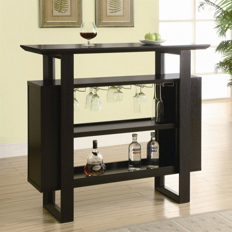 Shop Home Bars At Lowes von Mini Bar With Stools Bild