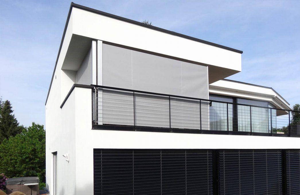 Sichtschutz Balkon Seitlich Ohne Bohren New Balkon