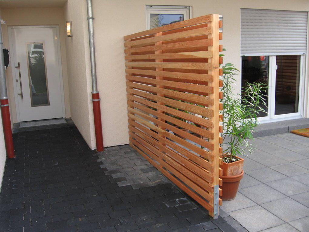 Sichtschutz Holz Modern  Imagenesdesalud  Imagenesdesalud von Sichtschutz Garten Holz Modern Bild